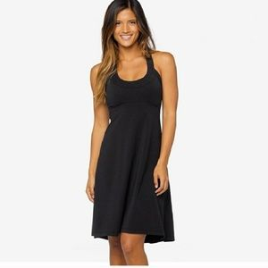 NWT prAna Cali dress black XL sustainable material